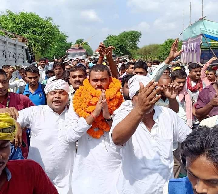 महागठबंधन में बगावत, रामदेव राय के पुत्र लड़ेंगे निर्दलीय चुनाव