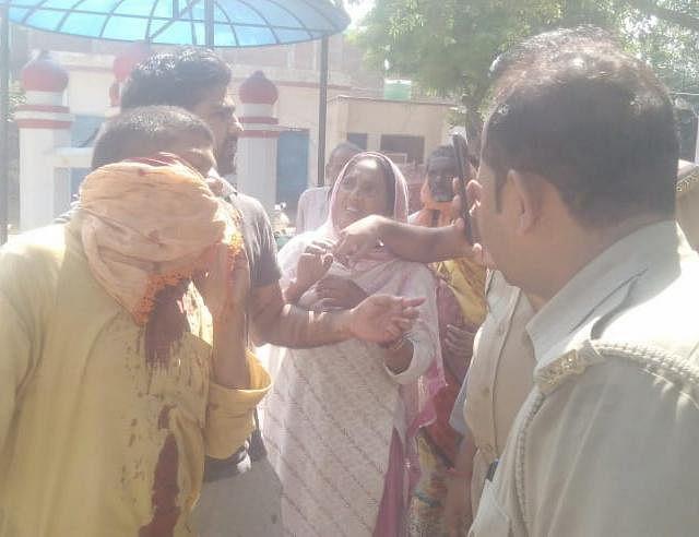 आरपीएफ जवान ने पुत्रों संग मिलकर छोटे भाई को किया मरणासन्न