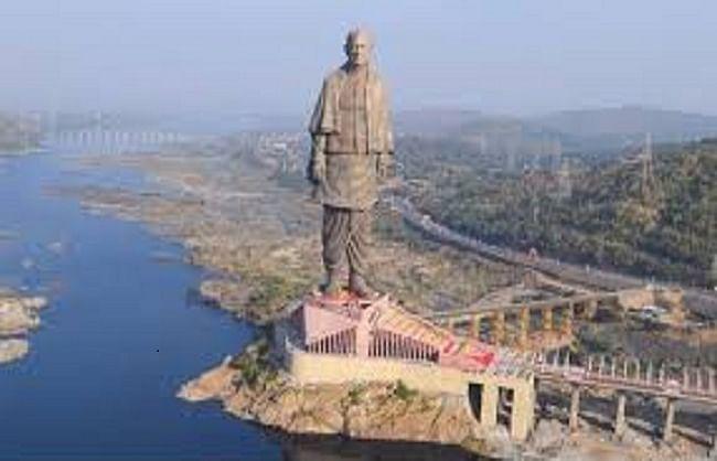 पीएम मोदी की यात्रा के मद्देनजर 27 अक्टूबर से 02 नवम्बर तक बंद रहेगी स्टैच्यू ऑफ यूनिटी