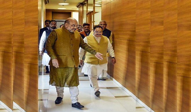 शाह का बंगाल दौरा टला, बीजेपी चीफ नड्डा 19 अक्टूबर को आएंगे सिलिगुड़ी