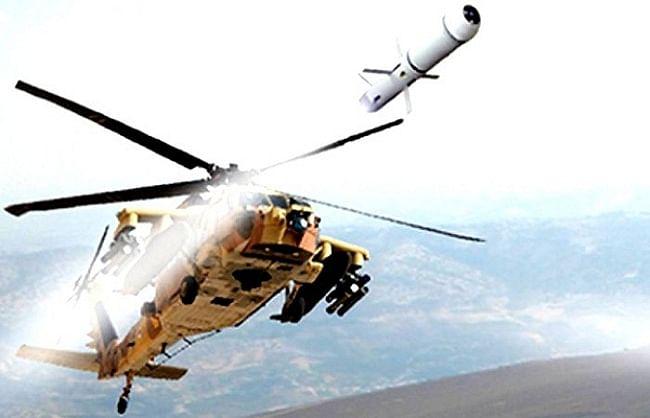 सैंट एंटी टैंक मिसाइल सफल, वायुसेना को मिलेगी