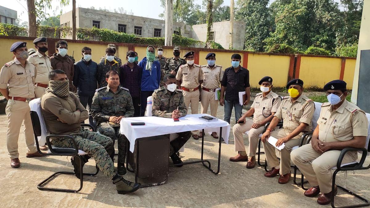 एसआईटी ने किया चर्चित दोहरे हत्याकांड का उद्भेदन,पांच गिरफ्तार