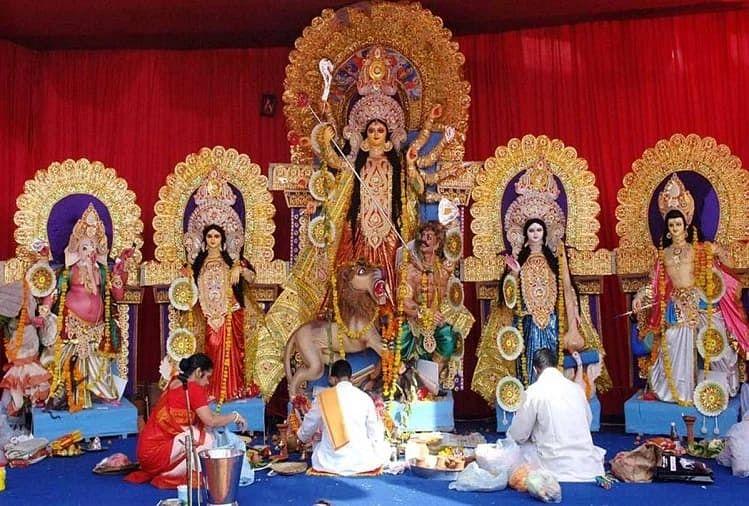 नवरात्रि की तैयारी पूरी, शनिवार से हर ओर गूंजेगा 'या देवी सर्वभूतेषु...'