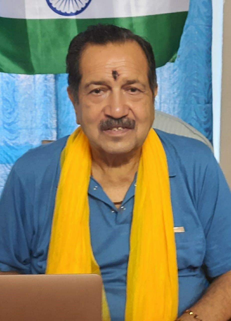भारत को विकसित राष्ट्र बनाने के लिए जनसंख्या नियंत्रण जरूरी : इन्द्रेश कुमार