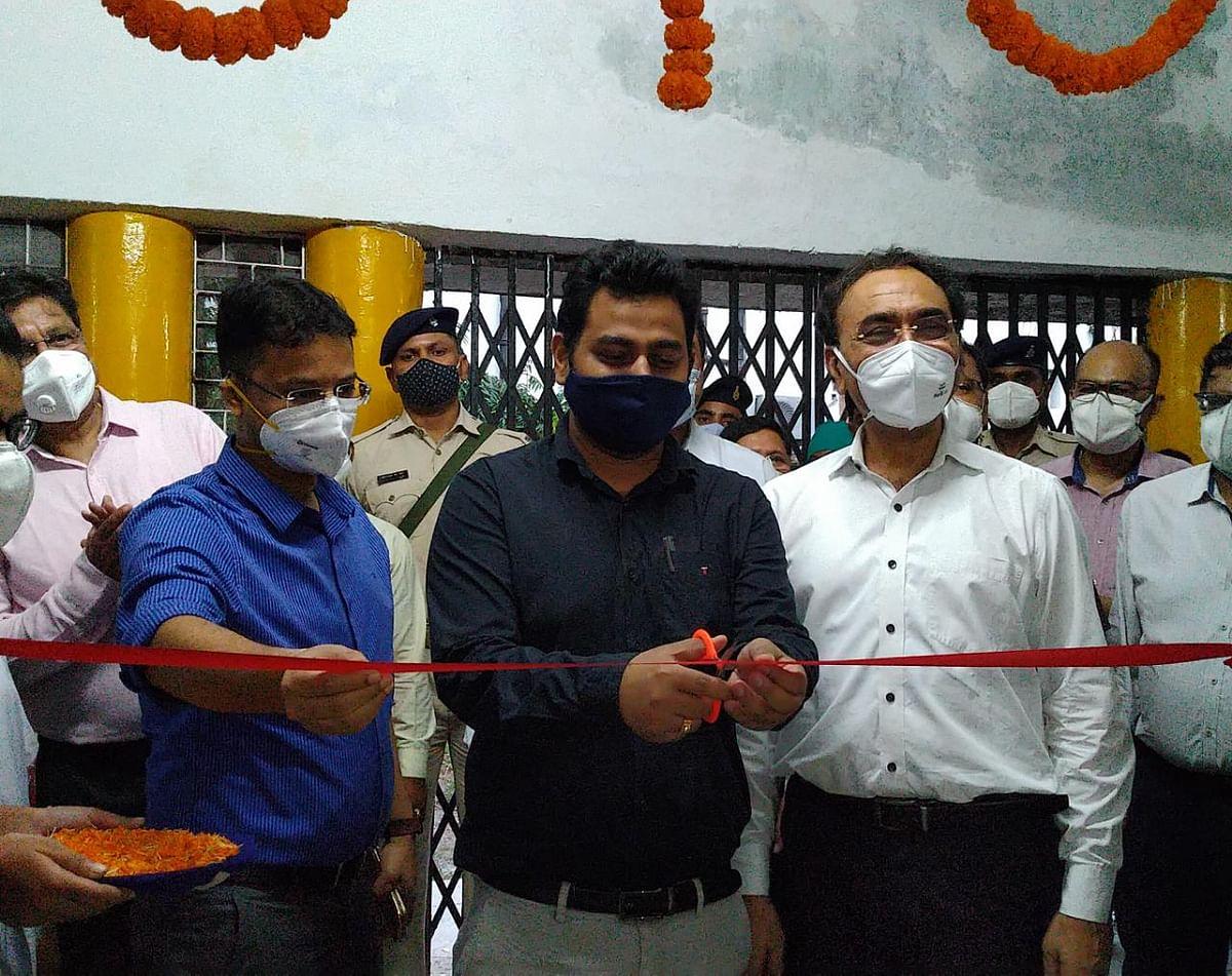 झारखंड के लिए वरदान साबित होगा धनबाद का कोविड-19 अस्पताल :गोपाल सिंह