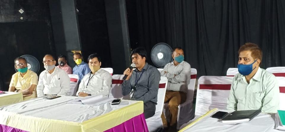 व्यय प्रेक्षकों ने दिया  निर्वाचन कार्य के दौरान निष्पक्ष रहने का  निर्देश