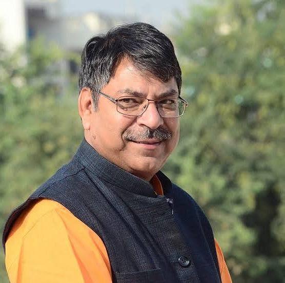 भाजपा प्रदेशाध्यक्ष डॉ. सतीश पूनियां ने शारदीय नवरात्रि पर दी शुभकामनाएं