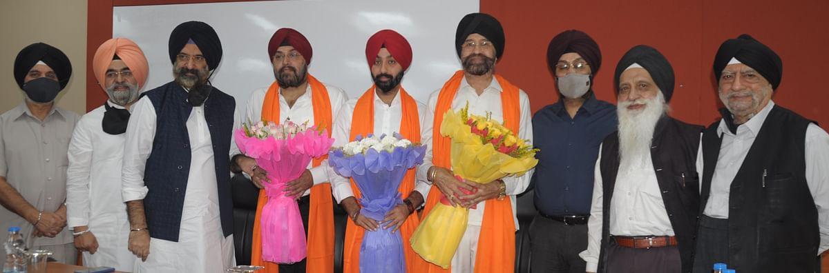 गुरु गोबिंद सिंह कॉलेज ऑफ कामर्स की गवर्निंग बॉडी में अब युवा भी शामिल