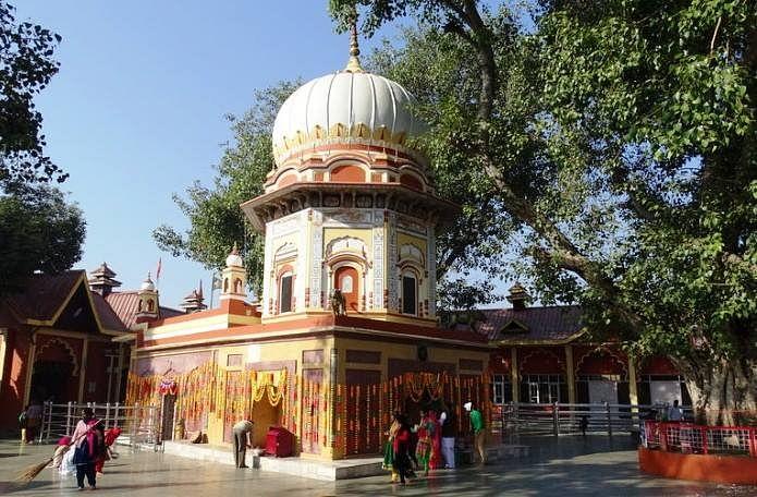 त्रिलोकपुर में आश्विन नवरात्र मेला शुरू, कोरोना से बचाव को लेकर पुख्ता प्रबंध