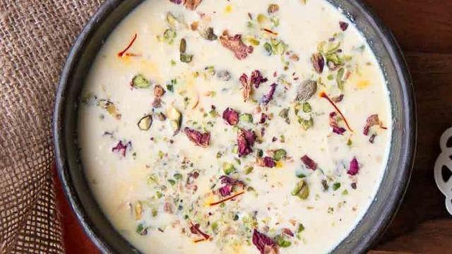 नवरात्रि में बनाएं राजगिरा खीर की रेसिपी