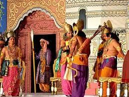 जहां जहां श्रीराम के चरण पड़े वहां की मिट्टी से तैयार हुई भगवान राम की भव्य मूर्ति