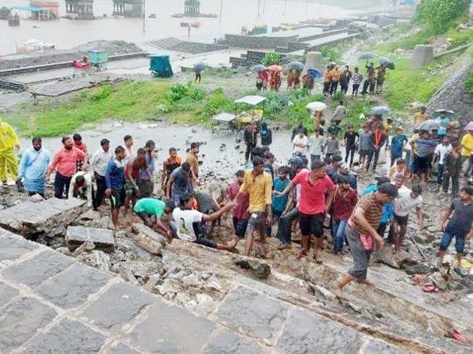 सोलापुर में दीवार ढहने से छह लोगों की मौत