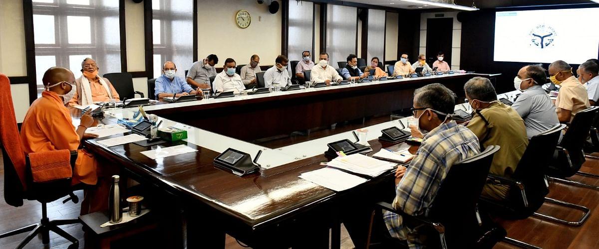 केन्द्र की तर्ज पर योगी सरकार त्यौहारों पर कर्मचारियों को अग्रिम धनराशि देने की तैयारी में