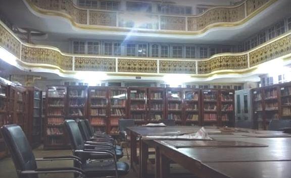 गुरुकुल विवि का पुस्तकालय हुआ ऑनलाइन