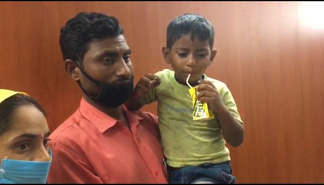 दादा ने साढ़े तीन साल के मासूम को डेढ़ लाख रूपए के लिए करवाया अगवा, गिरफ्तार