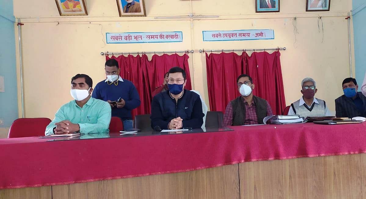प्रतापगढ़ के 62 बूथों पर होगा लखनऊ खण्ड शिक्षक और स्नातक निर्वाचन