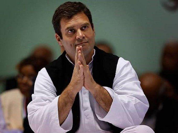 रोजगार के मुद्दे पर राहुल ने केंद्र पर साधा निशाना, कहा- सिर्फ खोखले वादे कर रही सरकार