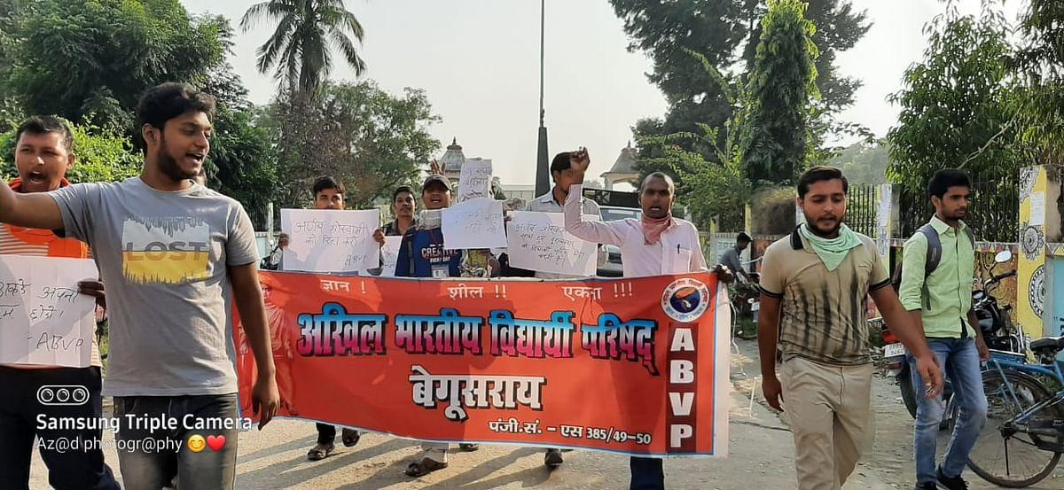 आपातकाल की तरह मीडिया पर टारगेटेड हमला करवा रही है सोनिया गांधी : अभाविप