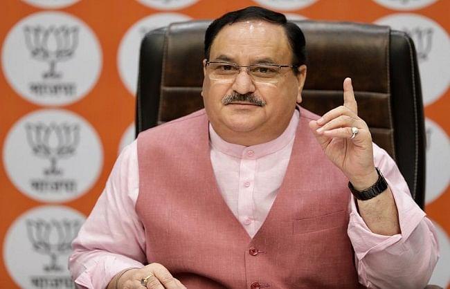बिहार की प्रगति के लिए अधिक से अधिक संख्या में मतदान करेंः नड्डा