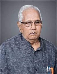 इलाहाबाद झांसी स्नातक से पांचवीं बार भाजपा उम्मीदवार बने यज्ञदत्त शर्मा