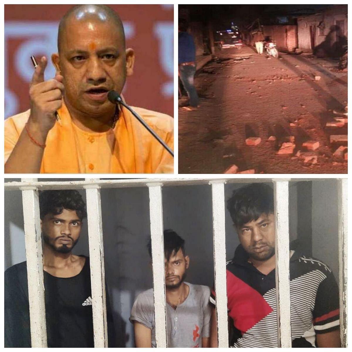 कानपुर : सौहार्द बिगाड़ने वाले समाज के दुश्मन, कड़ी कार्यवाही के साथ लगेगा एनएसए - योगी आदित्यनाथ