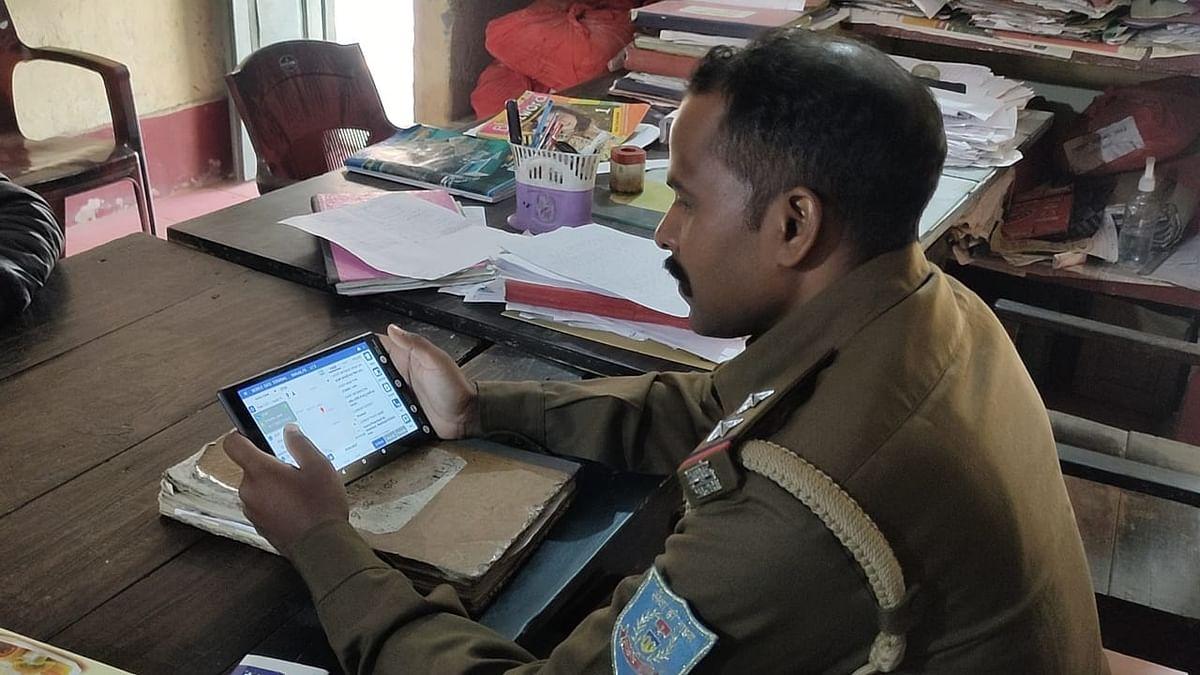ग्रामीण थाना महुदा में भारत-नेट फाइबर ब्रॉडबैंड की हुई शुरूआत