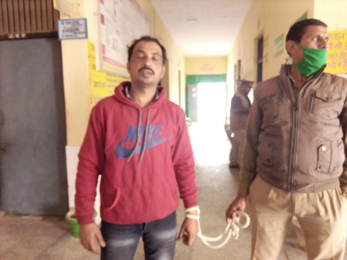 सचिवालय में नौकरी दिलाने के नाम पर ठगी करने वाला गिरफ्तार