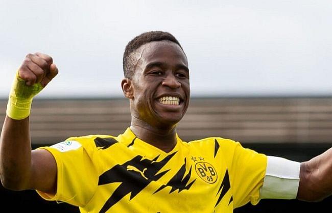 जर्मन फुटबाल लीग के इतिहास में सबसे युवा खिलाड़ी बने युसाउफा माउकोको