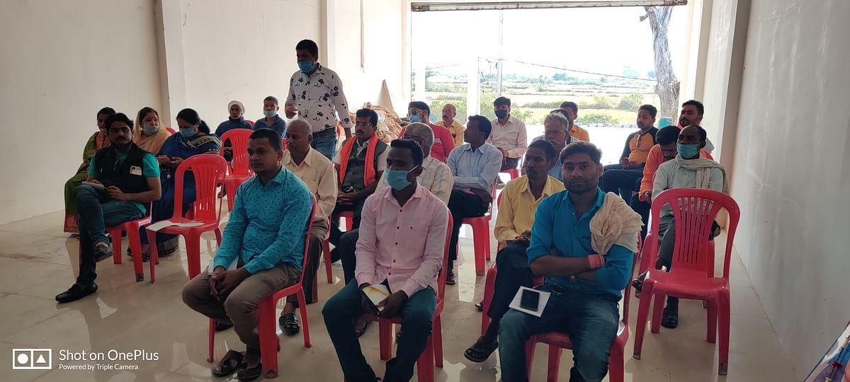 भाजपा कार्यकर्ताओं की दो दिवसीय प्रशिक्षण पांच दिसंबर से सिहावा में
