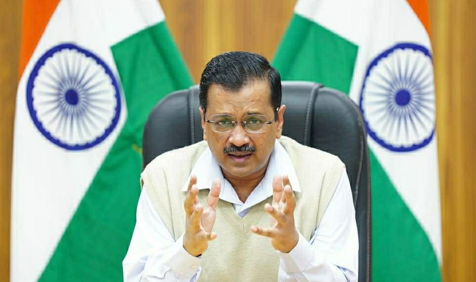 मुख्यमंत्री केजरीवाल ने दिल्लीवासियों से दीपावली पर पटाखे नहीं जलाने की अपील की