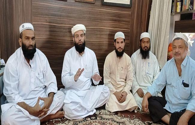 पाकिस्तान में हिन्दू धर्मस्थलों पर हमले इंसानियत के लिए शर्म की बात : नायब शाही इमाम