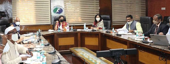 आत्मनिर्भर मप्र के लिए कौशल विकास और तकनीकी शिक्षा का आधुनिकतम प्रयोग जरूरी : मंत्री सिंधिया