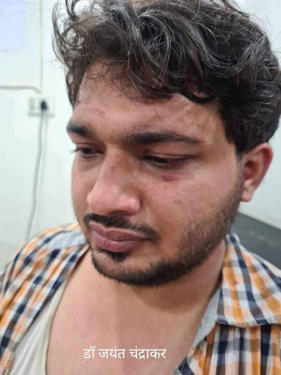 जिला अस्पताल में मेडिकल ऑफिसर के साथ मारपीट, अपराध दर्ज