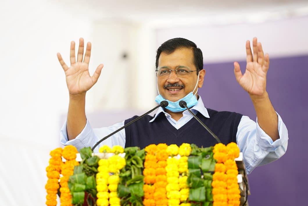 दिल्ली को हरियाणा से जोड़ने वाली रोहतक रोड का होगा जीर्णोद्धार, केजरीवाल ने किया शुभारम्भ