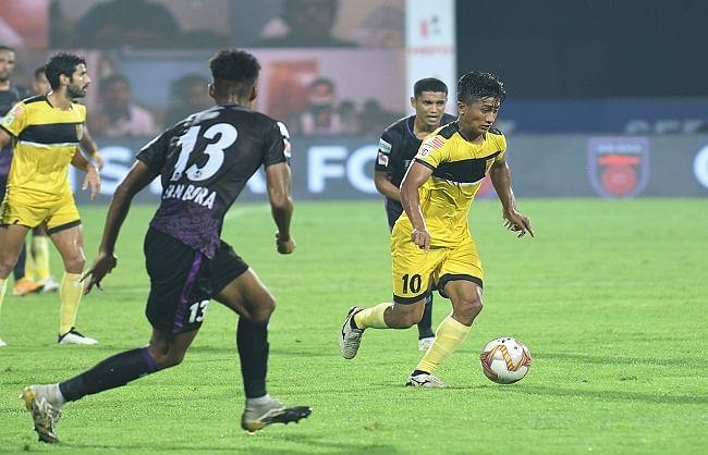 आईएसएल-7: कप्तान सांटाना के गोल ने हैदराबाद को दिलाई विजयी शुरुआत