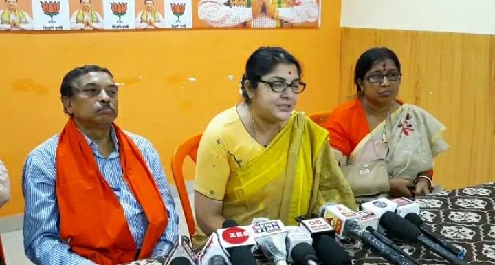 वर्ष 2017 के बाद बंगाल सरकार ने एनसीआरबी में नहीं भेजी क्राइम रिपोर्ट : लॉकेट चटर्जी