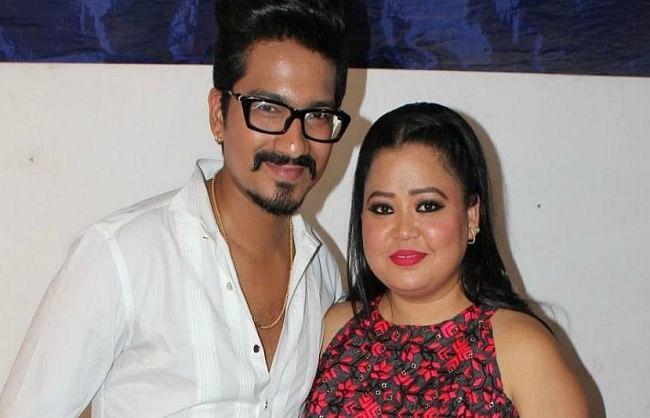 ड्रग्स मामला: काॅमेडियन भारती सिंह और उनके पति को एनसीबी ने लिया हिरासत में