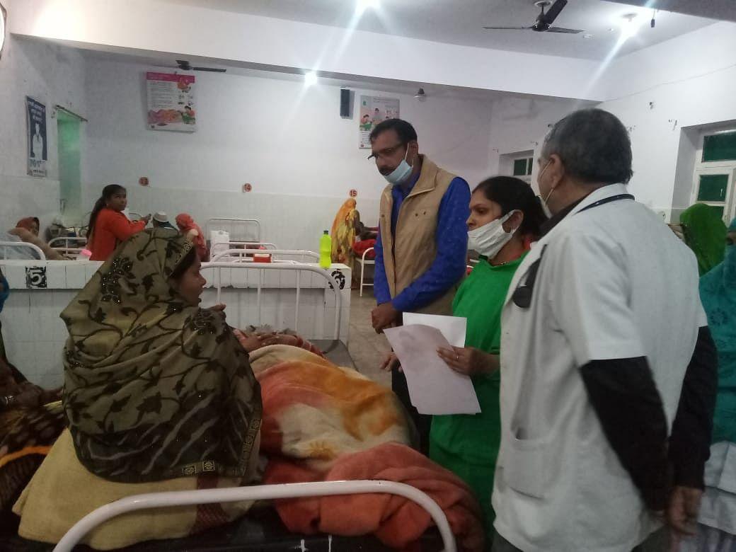 मां-शिशु की उचित देखभाल के लिए 48 घंटे अस्पताल में रुकना जरूरीः डा. पांडे