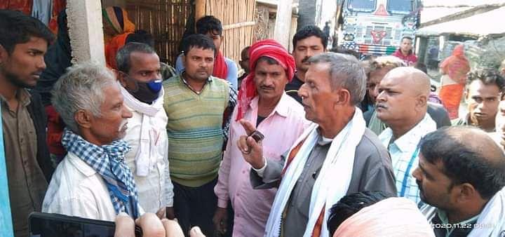 बेगूसराय में युवक की हत्या, घर पर शव फेंक फरार हुए बदमाश