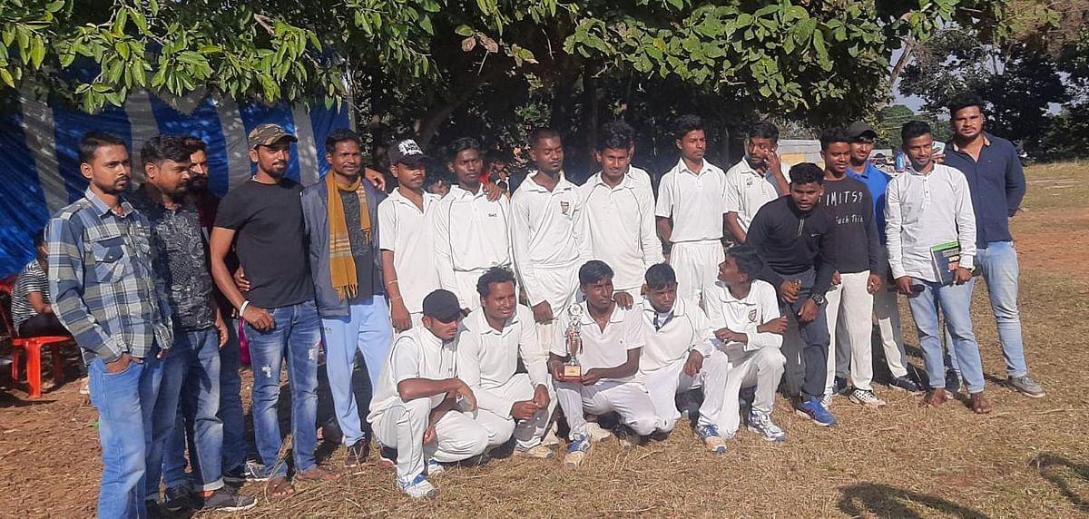 लोयला क्रिकेट अकादमी ने  जीती चैलेंजर्स ट्रॉफी त्रिकोणीय श्रृंखला