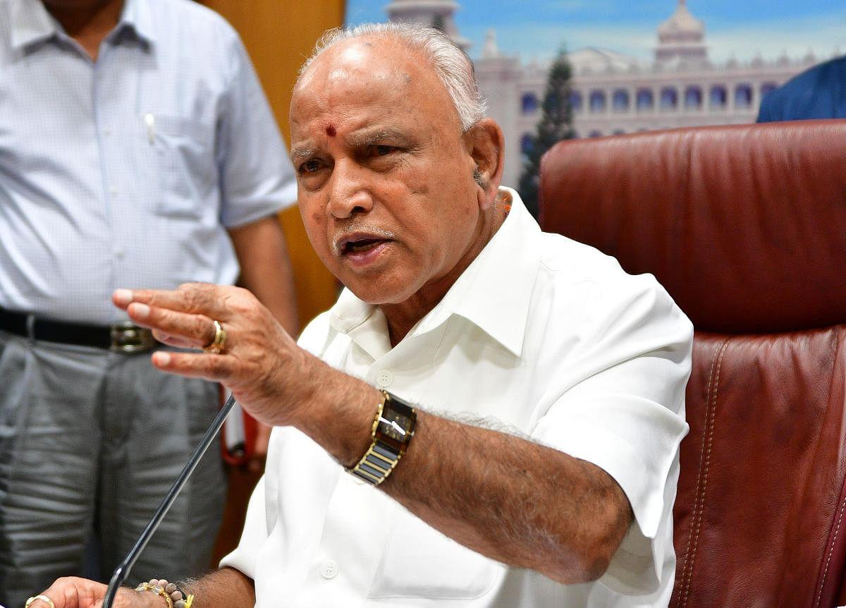 आलाकमान से चर्चा के बाद मंत्रिमंडल विस्तार या फेरबदल का होगा निर्णय : येदियुरप्पा