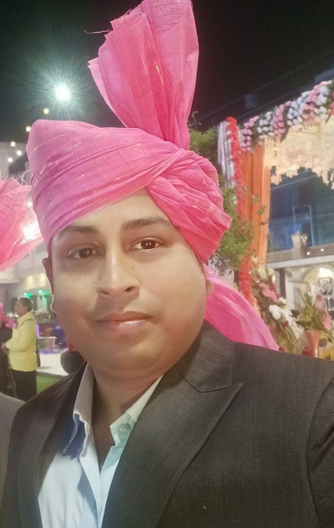 जिला भाजपा नगर अध्यक्ष बने हिन्दु युवा वाहिनी के सीमांचल महामंत्री