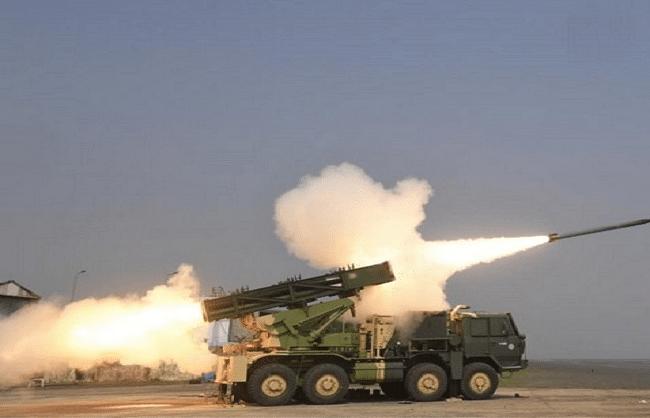 भारत ने बनाया गाइडेड पिनाका रॉकेट सिस्टम