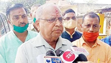 भाजपा नेत्री मामले पर बोले बंशीधर भगत, मुझे नहीं है मामले की जानकारी