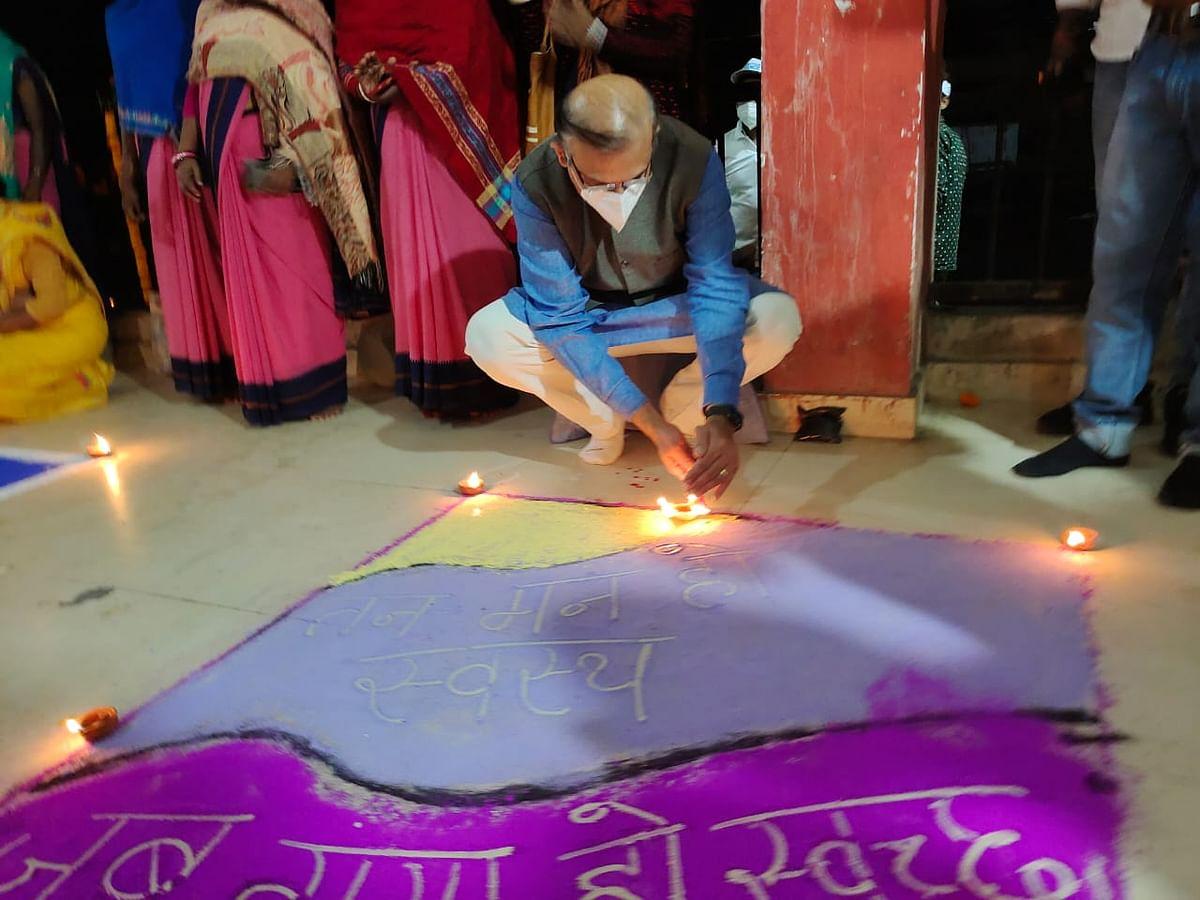 गंगा उत्सव : सांसद जयंत सिन्हा ने जल स्रोतों में स्वच्छता की दिलाई शपथ