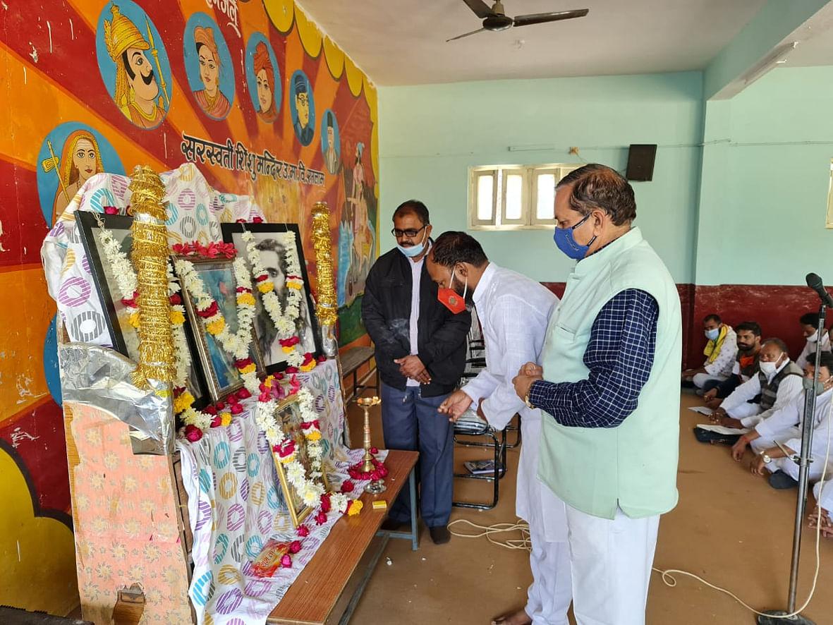 राम मंदिर निर्माण में हिंदू समाज को सहभागी बनाने के लिए हुई समविचारी संगठनों की वृहद समन्वय बैठक