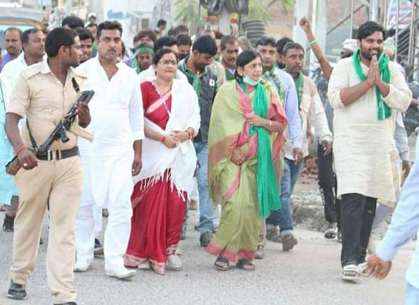 पूर्व सांसद आनंद मोहन को राजनीतिक सजा दी गई : लवली आनंद