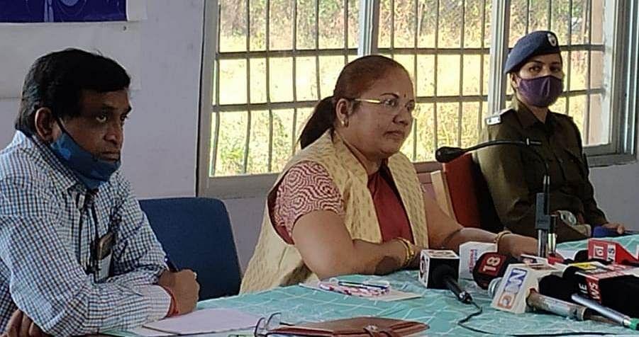 राजनांदगांव क्षेत्र की महिला तस्करी की घटना की जांच गंभीरता से की जाए: डॉ. किरणमयी नायक