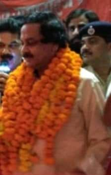 All India Railway Men's Federation's President Dr. N. Kanhaiya