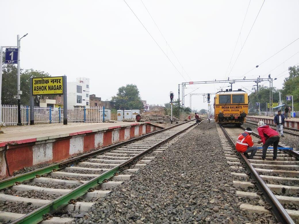 पांच दिन स्थगित रहेंगी जोधपुर-भोपाल एवं इंटरसिटी ट्रेन